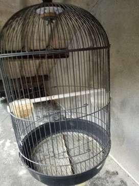 Jual kandang burung 2 pcs NEGO ASAL LAKU