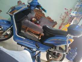 Sepeda listrik  Double cakram ch-an co.ltd