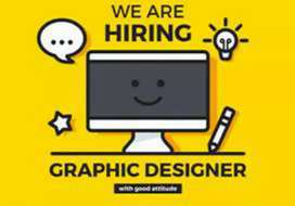Graphics Designer Requirement For Flex Printing Shop
