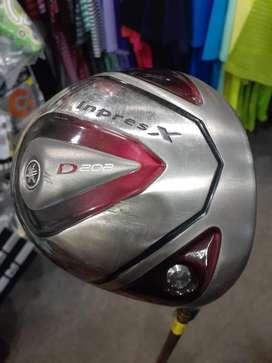 Stick golf second driver yamaha inpress X D202