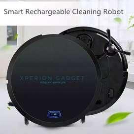 Rechargeable sweeper robot pembersih debu