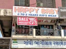 Shop on rental