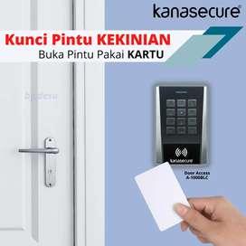 Kunci Pintu PASSWORD dan KARTU CANGGIH TERLARIS Kana A-1000BLC
