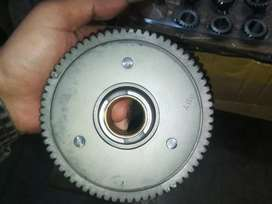 clutch box YD100 yamaha