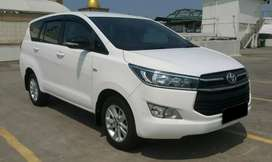 Jual Cepat Toyota Innova Reborn V 2.0 Matic th 2016 Putih