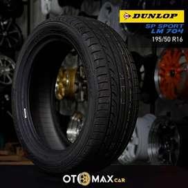 Ban Mobil Dunlop LM704 195/50 R16