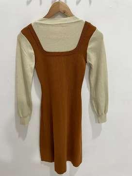 Preloved dress Korea