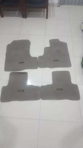 Karpet  mobil original all new  crv 2008 -2012