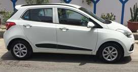 Grand i10 ASTA WHITE CNG ON PAPER SCRATCHLESS CAR