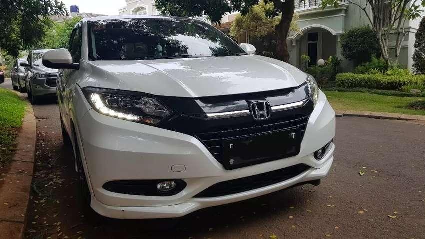 Honda HR-V Prestige 2015 0