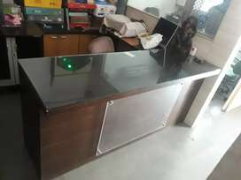 Table 6ft×2ft veneer finish