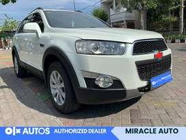 [OLX Autos] Chevrolet Captiva 2.0 AT 2011 Putih #Miracle Auto