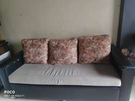 3 Seater Sofa with 2 Chairs