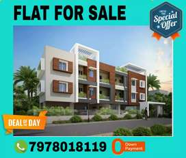 2Bhk Flat For Sale Near ITER college,Jagamara