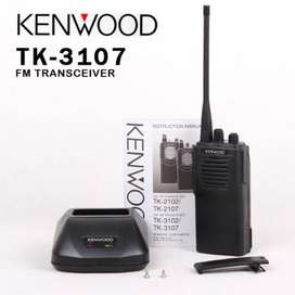 kenwood TK-3107 Walkie Talkie Two Way Radio Handheld Transceiver