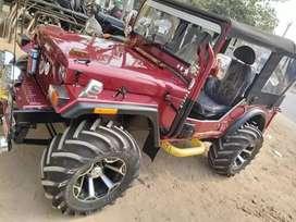 Latest Modified hunter Jeep