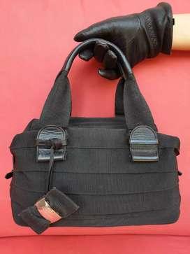Tas import eks SALVATORE FERRAGAMO made in Italy handbag ad no seri