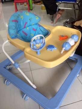 Baby walker murah meriah bagus
