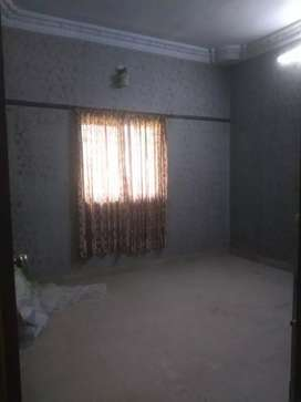 2 bed DD corner portion with roof near suffa masjid only for memon