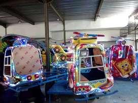 Pabrik Resmi wahana mainan komedi heli animal naik turun odong odong