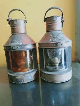 Lampu Hias / navigasi kapal (antik)
