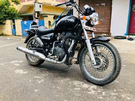 Royal enfield thunderbird 350 showroom condition