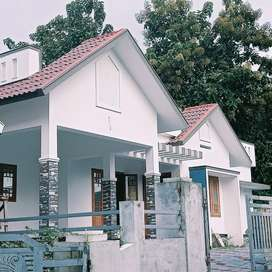 Kothamangalam town 8 cent with house