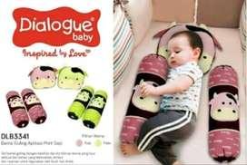 Dialogue Baby Bantal Peang + Guling Bayi Milky Series DLB 3341