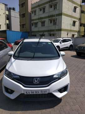 Honda Jazz VX Manual, 2016, Petrol