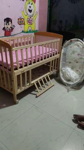 Baby crib brand new