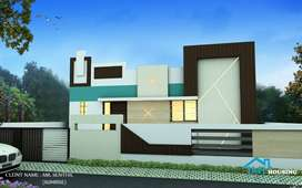 2 BHK Villas for sale at Vadavalli