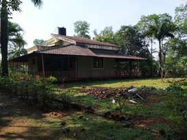 Canal touch 5 acre ready Farmhouse for sale at village varai, Karjat