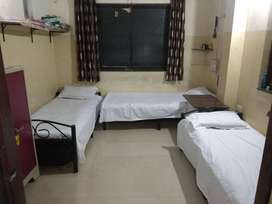 Paying Guest on cot basis near swargate for Male