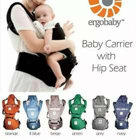 Gendongan ergo carrier n hip seat