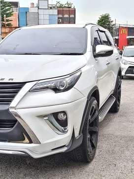 Toyota Fortuner VRZ 2017 modif Hedon tDp50jTa Ang9.5jTaaN tt pajero