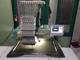 Mesin bordir komputer Hefeng 1 kepala