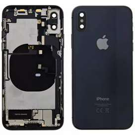 Iphone x space grey original body avaliable