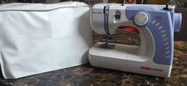 Usha Electric Sewing Machine(Very New Condition) with Cover