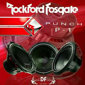 Subwoofer Rockford P1 [ DF Car Audio]