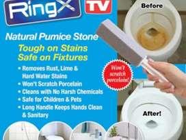 PROMO - RIng X Pumice Stone Alat Pembersih Kerak/Plak Closet Bathtub