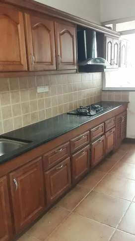 3bhk flat for rent near kalathipady kottayam semi furnished