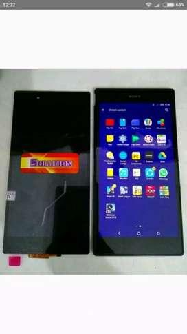 Lcd Touchscreen Sony Z Ultra + Pasang