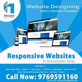 Reasonable Web-Designing  Services in Mumbai