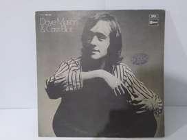 Vinyl Turntable Dave Manson and Cass Elliot