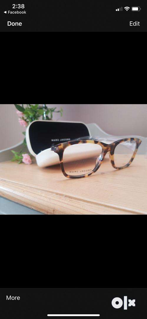 Brand new Marc jacobs eye frame 0