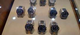 Rolex Submariner GMT Date Just Without Date