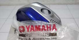 Yamaha YZF155 R15 2017 Cover Tanki / Fuel Tank Blue