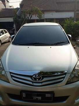 Toyota Inova G At 2010 tdp 7 jt cash n credit