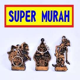 Gantungan Kunci Wayang Souvenir PALING MURAH Di Seluruh Jogja