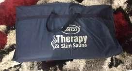 Sauna slim beauty therapy, Cover Bag, lengkap dengan adaptor